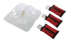 AW Guardian Key Fob and Face Mask