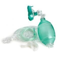 Guardian Disposable Resuscitator Pvc Age 6 Years Up