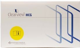 Clearview hCG Pregnancy Test Kit