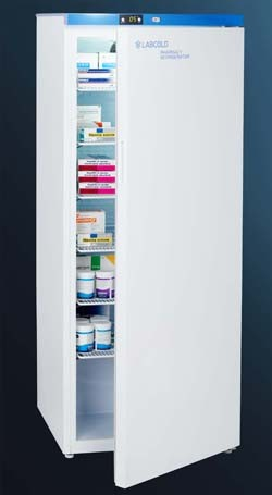 Labcold Free-standaing Pharmacy Refrigerator 300 Litre - Solid Door