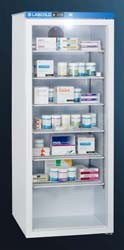 Labcold Free-standing Pharmacy Refrigerator 300 Litre - Glass Door