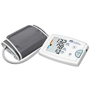 A&D UA-789XL Blood Pressure Monitor for patients with large arms