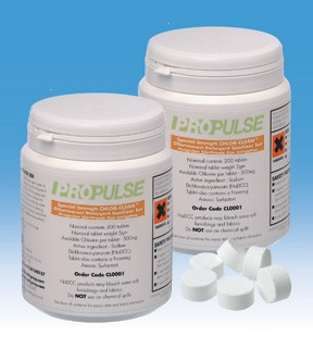 Propulse Cleaning Tablets (200)