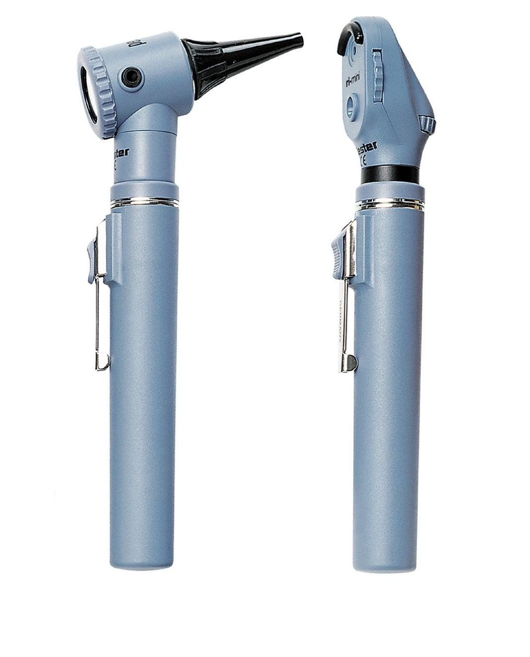 Riester Ri-mini F.O. Otosocpe/Ophthalmoscope HL 2.5V in case