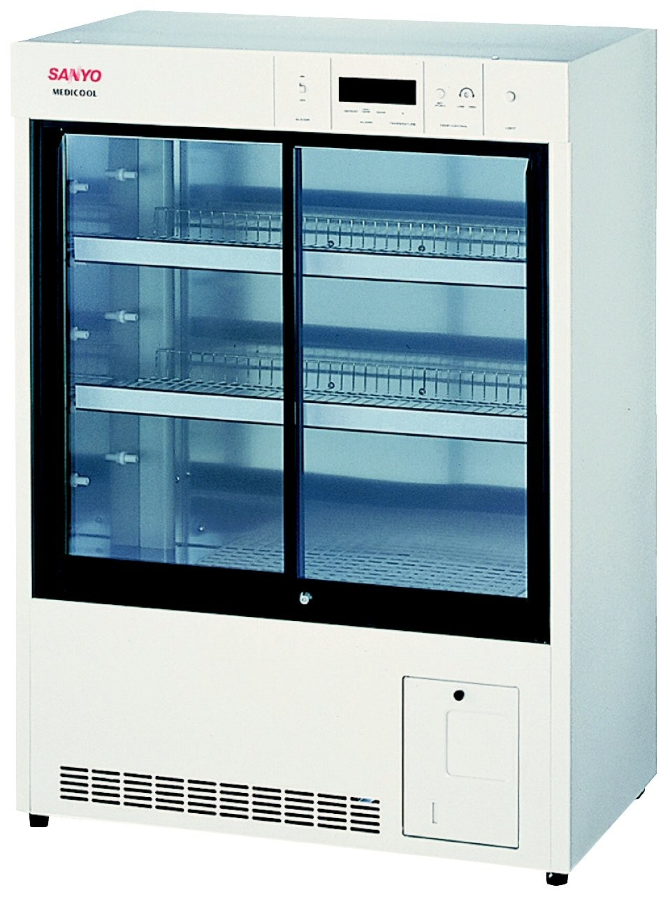 Sanyo Medical Pharmaceutical Refrigerator 158 Or 340 Litre