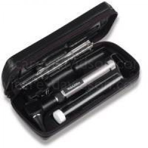Welch Allyn 2.5v PocketScope 1 handle Diagnostic Set in Hard Case