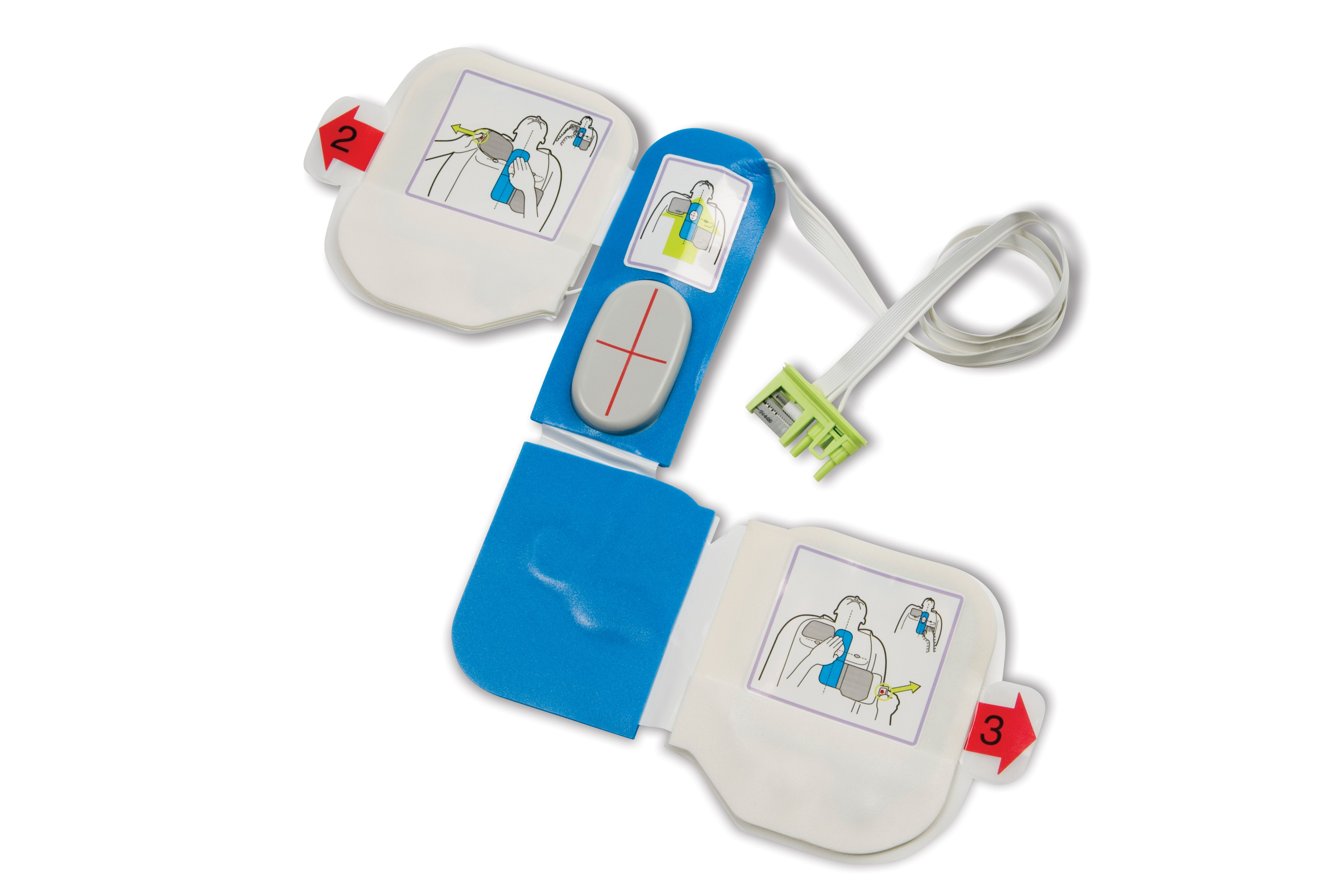 ZOLL Spare CPR-D Padz - single Adult (5 year shelf life)