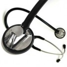 Littmann Master Cardiology Stethoscope - all black edition